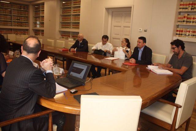 Sergio Ramos, concejal de Cambiemos Murcia: Fomento y el PP insisten en que el AVE atraviese Murcia sin soterrar - 1, Foto 1