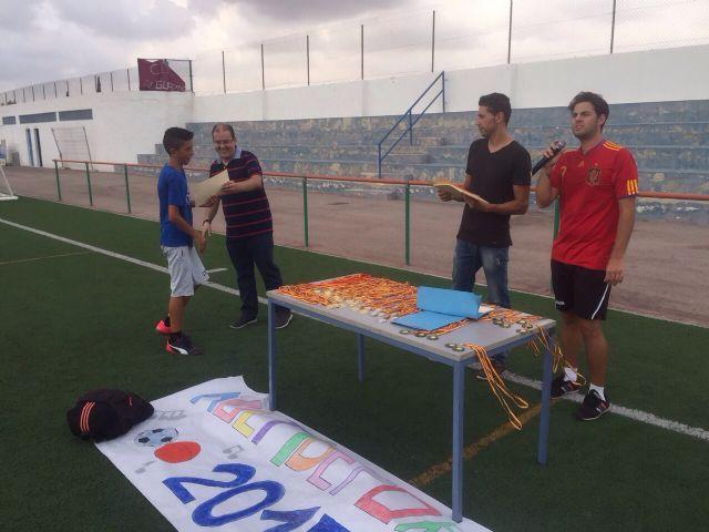 La Escuela Multideporte de Alguazas se despide hasta el año que viene - 2, Foto 2