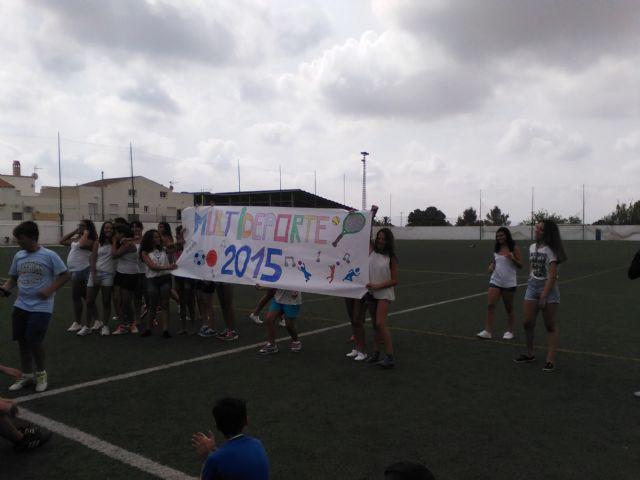 La Escuela Multideporte de Alguazas se despide hasta el año que viene - 4, Foto 4