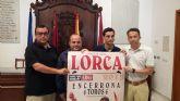 El Ayuntamiento destaca el 'gesto valiente' del diestro lorquino Paco Ureña