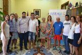 La alcaldesa se compromete a mantener el convenio de integración laboral con Afemac