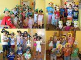 Una quincena de niños clausuran los Espacios de Ocio Verano 2015