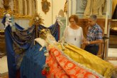 San Juan de Dios se suma este mes de agosto a la tradición del ´Tránsito de la Virgen´ con la exposición de dos imágenes