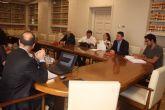 Sergio Ramos, concejal de Cambiemos Murcia: 'Fomento y el PP insisten en que el AVE atraviese Murcia sin soterrar'