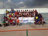 La Escuela Multideporte de Alguazas se despide hasta el año que viene