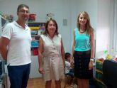 Visita al Centro de Atenci�n Temprana