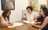 El Ayuntamiento y Riá Pitá firman un convenio de colaboración para la realización y promoción de actividades culturales