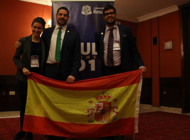 El Club de Debate de la Universidad de Murcia consigue el subcampeonato del Mundial Universitario de Debate en Español. - 1, Foto 1