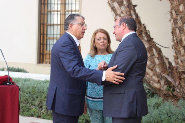 Toma de posesión del nuevo presidente del Consejo Escolar de la Región - 1, Foto 1