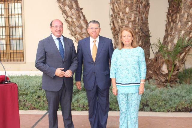 Toma de posesión del nuevo presidente del Consejo Escolar de la Región - 2, Foto 2