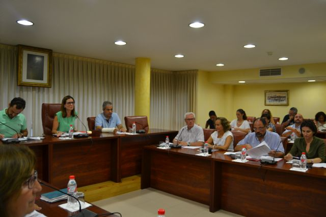 El Pleno aprueba, con la abstención del PP, una modificación del reglamento que garantiza la participación ciudadana y la transparencia - 1, Foto 1
