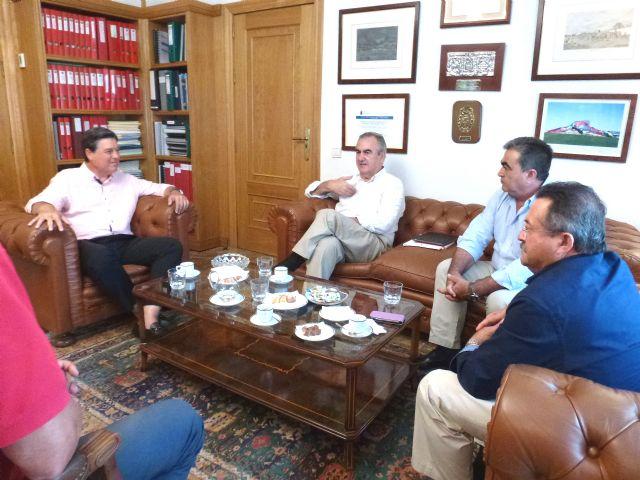 González Tovar afirma que no es de recibo la actitud del PP de retrasar la puesta en marcha del Decreto de Sequía - 1, Foto 1