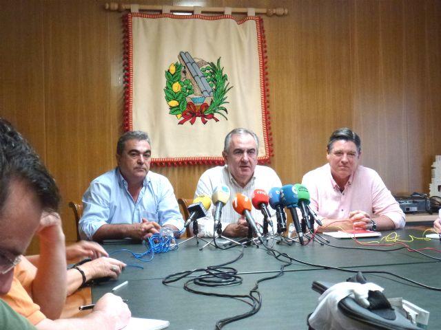 González Tovar afirma que no es de recibo la actitud del PP de retrasar la puesta en marcha del Decreto de Sequía - 2, Foto 2