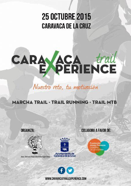 La carrera Caravaca Trail Experiencie une el deporte en la naturaleza con la lucha contra el cáncer - 1, Foto 1