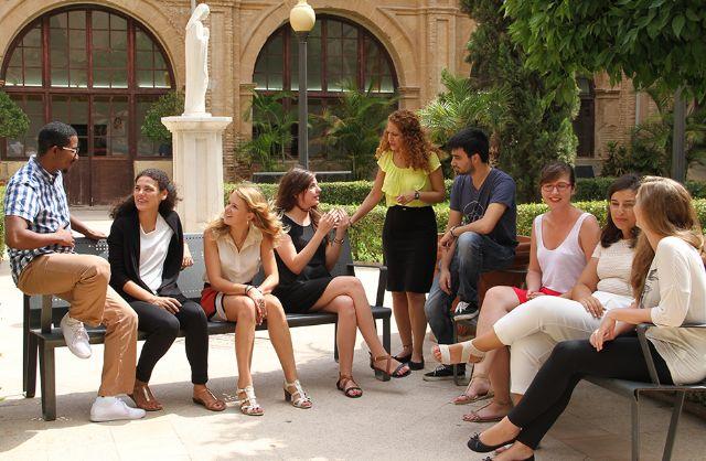 Alumnos de 70 países estudiaron en la UCAM este curso - 1, Foto 1