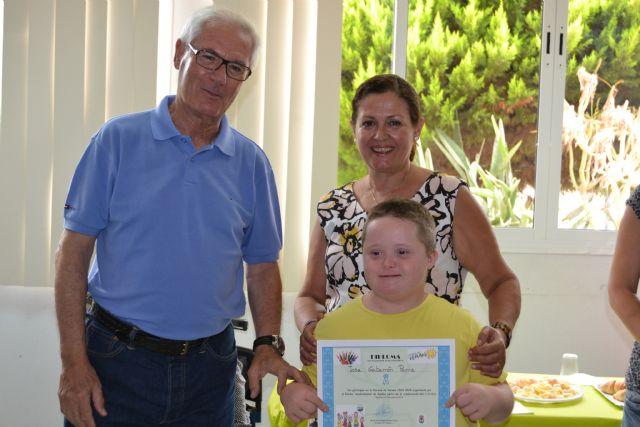 Concluye la Escuela de Verano del Programa Respiro Familiar - 2, Foto 2
