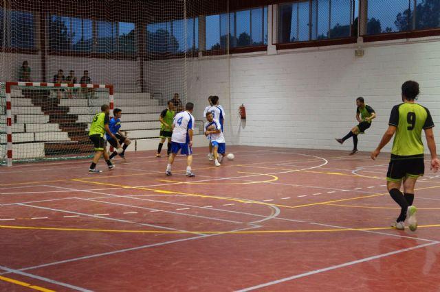 El Ford Murcia, campeón del torneo de fútbol sala de los Juegos Deportivos de Verano de Ceutí - 3, Foto 3