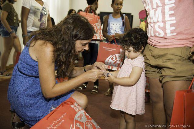 Una quincena de niños saharauis disfrutarán de un verano en Cartagena - 3, Foto 3