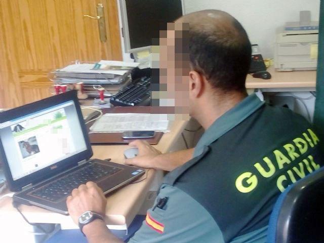 La Guardia Civil detiene a nueve personas por estafas a propietarios de mascotas extraviadas - 2, Foto 2