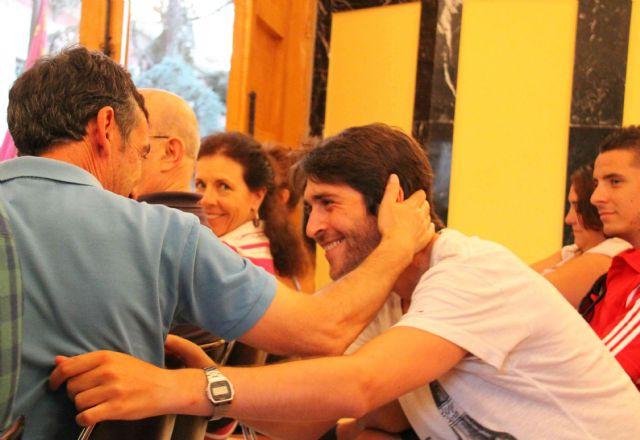El Pleno aprueba que el Centro Social de Barranda lleve el nombre de Pepe Salcedo y una calle de La Encarnación el de Michael Walker - 2, Foto 2