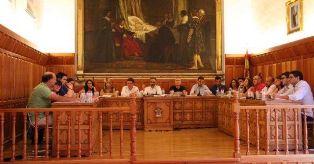 El Pleno aprueba que el Centro Social de Barranda lleve el nombre de Pepe Salcedo y una calle de La Encarnación el de Michael Walker - 4, Foto 4