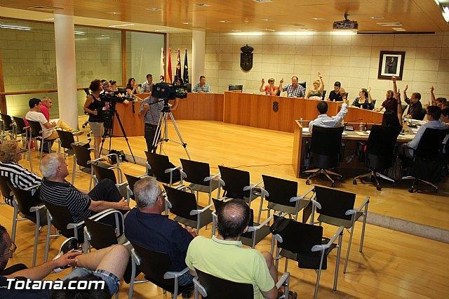 El Pleno aprueba realizar un estudio para fusionar las sociedades municipales PROINVITOSA y CEDETO - 1, Foto 1