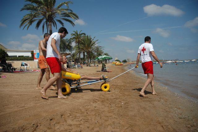 Las playas murcianas serán más accesibles - 1, Foto 1