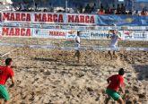 El XXIII Circuito Nacional de Futvoley España llega a La Manga del Mar Menor