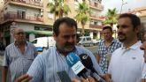 El PSOE denuncia que el Ayuntamiento esté  pidiendo a los afectados por los terremotos que soliciten préstamos bancarios para entrar a sus viviendas mientras las ayudas sigan embalsadas en Murcia