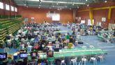 La xiii edición de  la begastri  lan party bate su record con 250 participantes