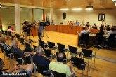 El Pleno aprueba realizar un estudio para fusionar las sociedades municipales PROINVITOSA y CEDETO