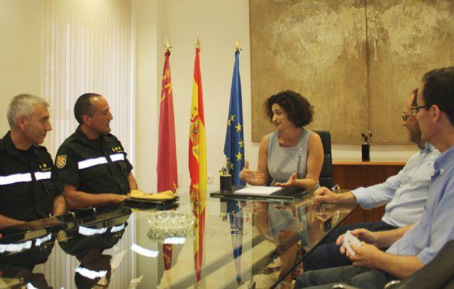 La Comunidad y la Unidad Militar de Emergencias renuevan su colaboración en materia de protección civil - 1, Foto 1