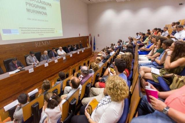 Murcia Innova contribuye a la modernización y mejora de la competitividad a corto y medio plazo de 150 empresas de la Región - 2, Foto 2