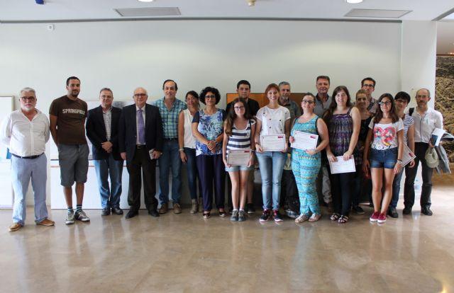 Entregados los diplomas acreditativos del curso de la Unimar - 1, Foto 1