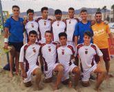 La selección juvenil logra la tercera posición en el Campeonato de España