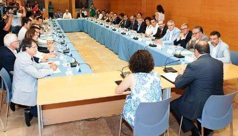 El alcalde de Caravaca participó en el primer Consejo de Alcaldes - 1, Foto 1