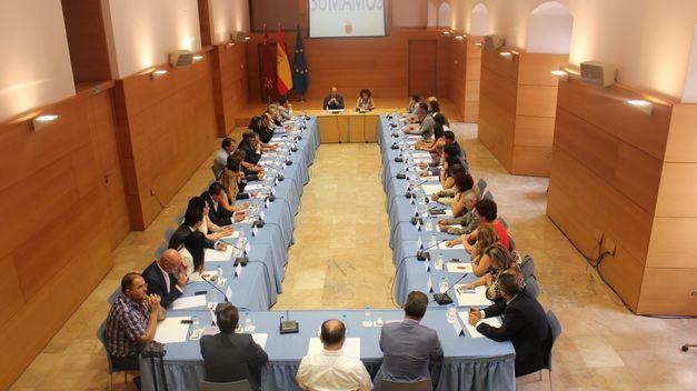 El alcalde de Caravaca participó en el primer Consejo de Alcaldes - 2, Foto 2
