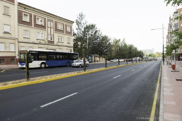 La nueva dársena de autobuses de Capitanes Ripoll ya está en marcha - 3, Foto 3
