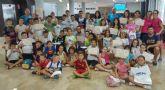 97 niños han disfrutado durante el mes de julio de las distintas actividades deportivas y lúdicas que se han desarrollado en el EVAFO