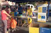 Medio Ambiente programa actividades informativas en mercados y playas para fomentar el reciclaje