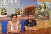 Pedro Juan Rabal expondrá sus Enigmas en el Molino de Sagrera