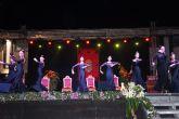 El pregón y la imposición de bandas a las Floristas dan por iniciadas las Fiestas de Ceutí
