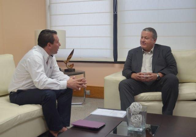 Bernabé anuncia la próxima licitación de las obras para la mejora de la carretera que une La Puebla de Mula y Fuente Librilla - 1, Foto 1