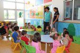 Nuevas Escuelas Infantiles de verano a través de la Red Municipal de Guarderías de Puerto Lumbreras