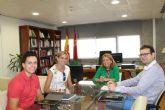 La Alcaldesa de Archena se ha reunido con la Consejera de Educación para evaluar y presentar varias mejoras educativas