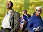 El V Festival Sal de Calle arranca con 'Bajo el Andamio', una comedia sobre la construcción