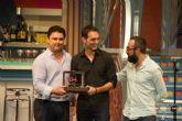 Juan Carlos Rubio recibió el Premio del 46 Festival de Teatro, Música y Danza de San Javier