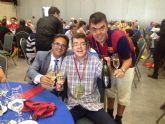 La PB Totana y la Federaci�n de Peñas Barcelonistas de la Regi�n estuvieron presentes en el XXXVI Congreso Mundial de Peñas del FC Barcelona y en el Gamper
