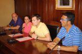 El Ayuntamiento de Ceheg�n y la Asociaci�n D�Genes firman un convenio de cesi�n de un local para abrir su sede comarcal
