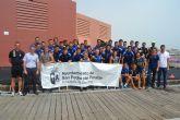 El Real Murcia se acerca a los deportes náuticos de la mano de la AD Pinatar
